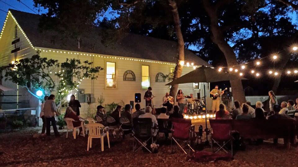 our events enliven the neighborhood