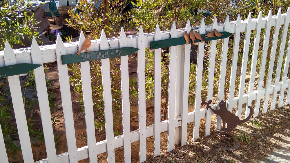 follow the friendly fence